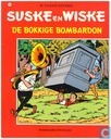 Comic Books - Willy and Wanda - De bokkige bombardon