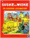 Comic Books - Willy and Wanda - De gouden locomotief