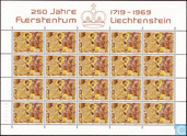 Liechtenstein 250 years