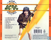 Vinyl records and CDs - AC/DC - High Voltage