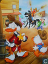 Cover drawing Ducktales 37
