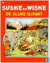 Comic Books - Willy and Wanda - De olijke olifant