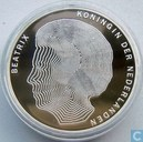 Monnaies - Pays-Bas - Pays-Bas 50 gulden 1990 (PROOF)