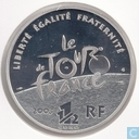 "Frankreich 1½ Euro 2003 (PP) ""100th Anniversary of the Tour de France"""