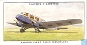 Farman F- 430 Cabin Monoplane ( France )