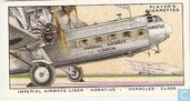 "Imperial Airways Liner ""Horatius"" ; ""Heracles"" Class ( Great Britain  )"