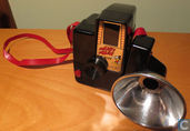 Vintage 1940's Bakelite Mickey Mouse Camera w Flash Bulb Attachment