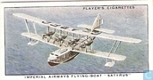 "Imperial Airways Flying Boat ""Satyrus"" ( Great Britain )"