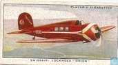 "Swissair ; Lockheed ""Orion"" ( Switzerland )"