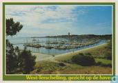 West-Terschelling, gezicht op de haven