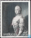 Postage Stamps - Sweden [SWE] - Swedish 18th Century Art