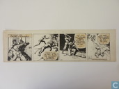 REX MAXON original Strip Tarzan 1942