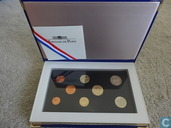 France mint set 2001 (PROOF)