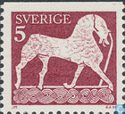Timbres-poste - Suède [SWE] - Cheval