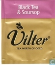 Tea bags and Tea labels - Vilter® - Black Tea & Soursop
