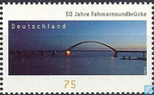 Fehmarnsund bridge 50 years