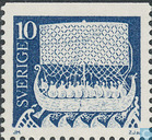Postage Stamps - Sweden [SWE] - Viking ship