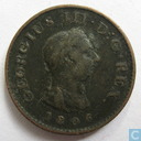 United Kingdom 1 farthing 1806