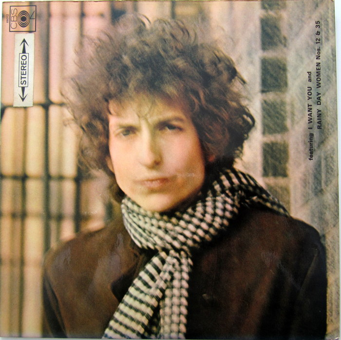 Bob Dylan - 2LP Blonde On Blonde (CBS S DDP 66012), 1966