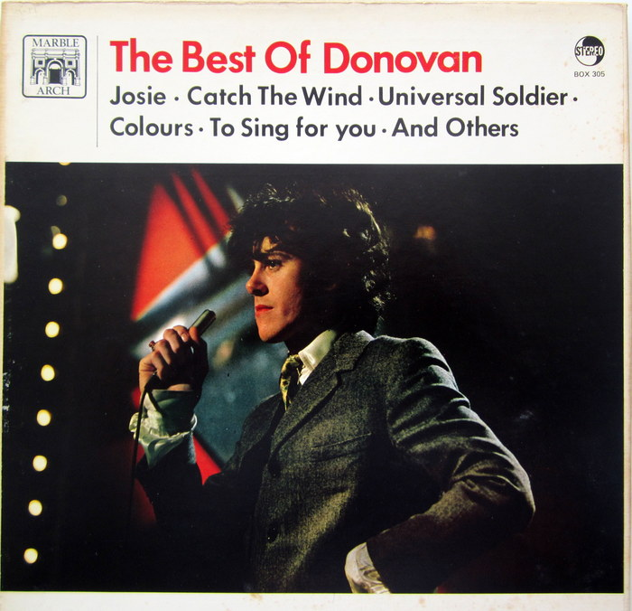 Donovan - 2 LP BoxThe Best of Donovan