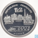 "France 1½  euro 2003 (PROOF) ""Athens 2004 - high jump"""