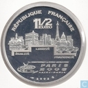 "France 1½ euro 2003 (PROOF) ""Athens 2004 - Running"""