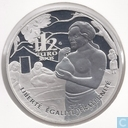"France 1½ euro 2003 (PROOF) ""100th anniversary of the death of Paul Gaugin"""