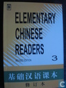 Elementary Chinese Readers Book Three