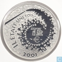 "Frankrijk 1½ euro 2003 (PROOF) ""Hänsel and Gretel"""