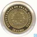 "France ¼ euro 2003 (PROOF) ""200 years franc germinal"""