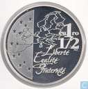 "France 1½ euro 2003 (PROOF) ""Sower"""
