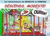 Descends, Modeste!
