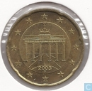 Coins - Germany - Germany 20 cent 2003 (F)