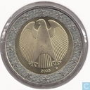 Coins - Germany - Germany 2 euro 2003 (D)