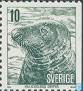 Postage Stamps - Sweden [SWE] - Grey seal