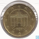 Coins - Germany - Germany 20 cent 2003 (A)