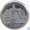 "Austria 10 euro 2002 (PROOF) ""Ambras Palace"""