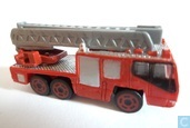 Hino Aerial Ladder Fire Truck