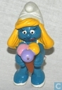Smurfette with Ice