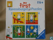 My first Ravensburger Puzzles