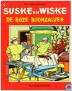 Comic Books - Willy and Wanda - De boze boomzalver