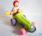 Ronald - Race Car