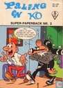 Comic Books - Mort & Phil - Paling en Ko super-paperback 2