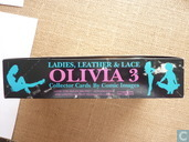 Miscellaneous - Comic images - Box voor Olivia 3 Ladies, Leather & Lace