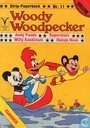 Bandes dessinées - Andy Panda - Woody Woodpecker strip-paperback 11