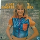 The hottest hits of: Alice Cooper & T. Rex