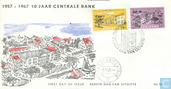 Central bank 1957-1967