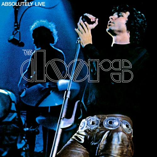 The Doors - 2 LP Absolutely Live