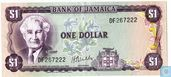 Jamaica 1 Dollar ND (1976/L1960)