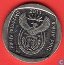 South Africa 2 rand 2011